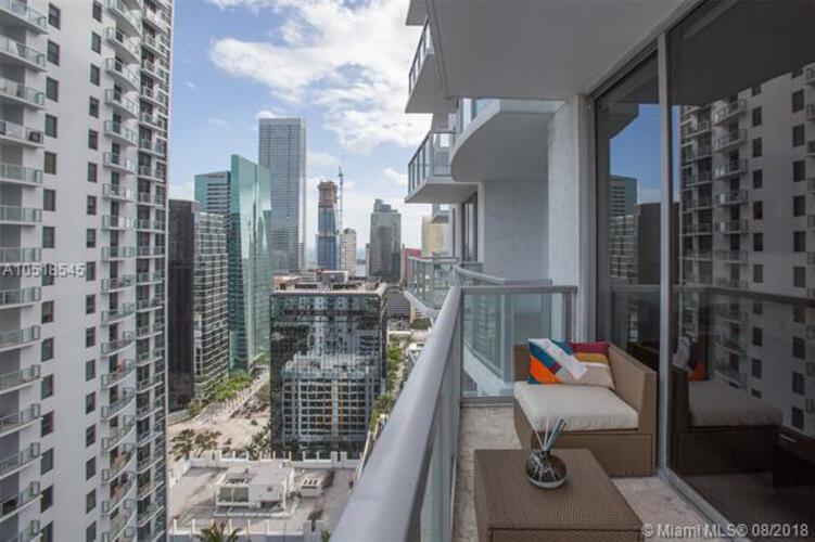 1050 Brickell Ave & 1060 Brickell Avenue, Miami FL 33131, Avenue 1060 Brickell #2804, Brickell, Miami A10518545 image #23
