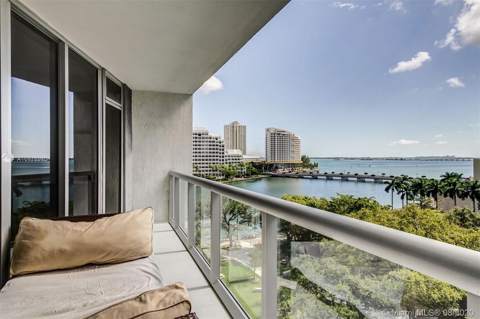 495 Brickell Ave, Miami, FL 33131, Icon Brickell II #809, Brickell, Miami A10518940 image #1