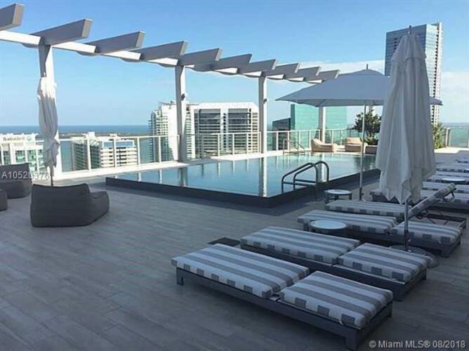 1100 S Miami Ave, Miami, FL 33130, 1100 Millecento #2507, Brickell, Miami A10520376 image #2