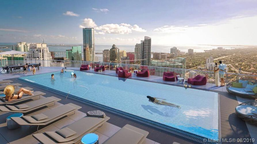 55 SW 9th St, Miami, FL 33130, Brickell Heights West Tower #2908, Brickell, Miami A10521426 image #21