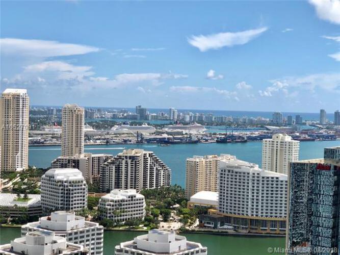 1050 Brickell Ave & 1060 Brickell Avenue, Miami FL 33131, Avenue 1060 Brickell #4101, Brickell, Miami A10527031 image #2