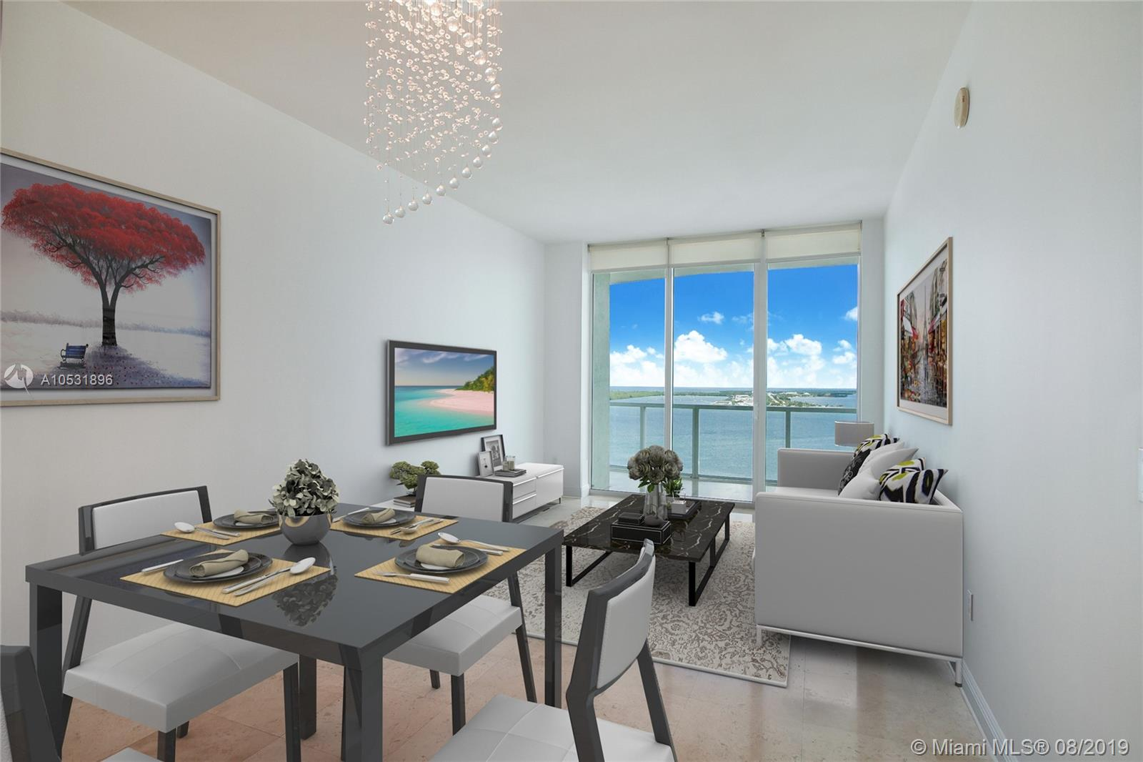218 SE 14th St, Miami, Fl 33131, Emerald at Brickell #2305, Brickell, Miami A10531896 image #4