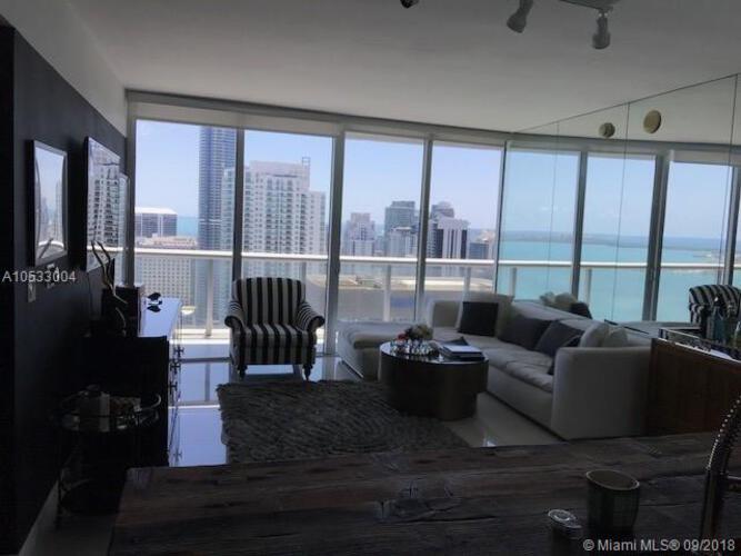 495 Brickell Ave, Miami, FL 33131, Icon Brickell II #4911, Brickell, Miami A10533004 image #1