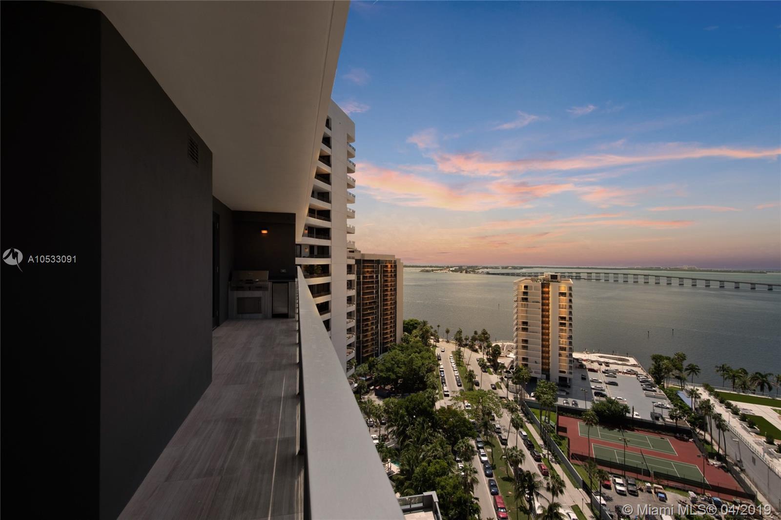 1451 Brickell Avenue, Miami, FL 33131, Echo Brickell #1704, Brickell, Miami A10533091 image #13