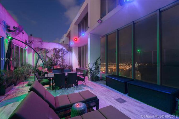 465 Brickell Ave, Miami, FL 33131, Icon Brickell I #PH5703, Brickell, Miami A10534033 image #6