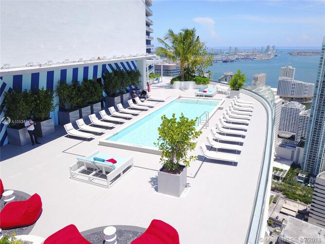 45 SW 9th St, Miami, FL 33130, Brickell Heights East Tower #4304, Brickell, Miami A10534642 image #4
