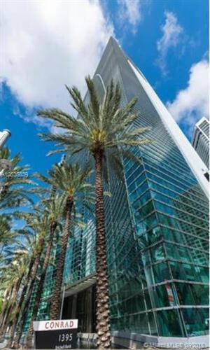 1395 Brickell Avenue, Miami, Florida 33131, Conrad Mayfield #2709, Brickell, Miami A10536839 image #1