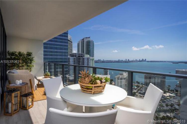 1451 Brickell Avenue, Miami, FL 33131, Echo Brickell #2602, Brickell, Miami A10537063 image #2