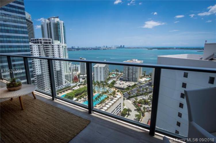 1451 Brickell Avenue, Miami, FL 33131, Echo Brickell #2602, Brickell, Miami A10537063 image #11