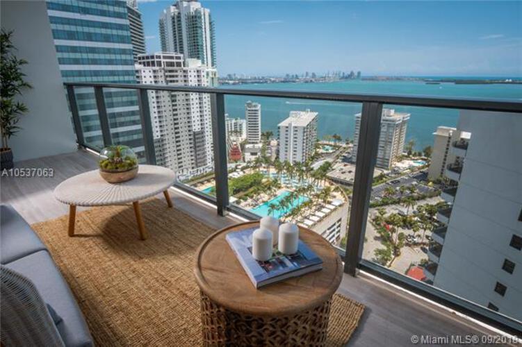 1451 Brickell Avenue, Miami, FL 33131, Echo Brickell #2602, Brickell, Miami A10537063 image #12