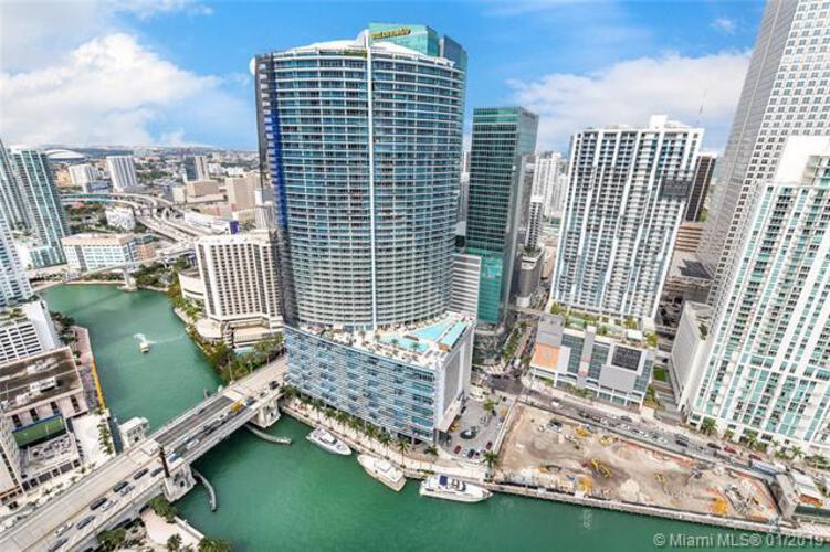 465 Brickell Ave, Miami, FL 33131, Icon Brickell I #4302, Brickell, Miami A10538164 image #3