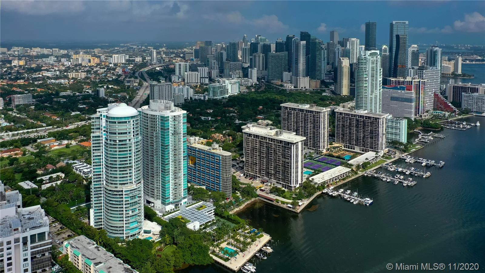 2127 Brickell Avenue, Miami, FL 33129, Bristol Tower Condominium #3302, Brickell, Miami A10538175 image #1