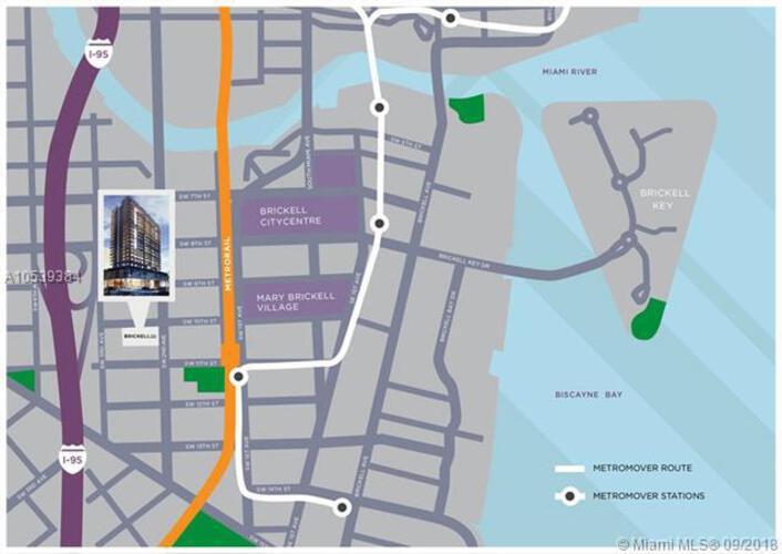 1010 SW 2nd Avenue, Miami, FL 33130, Brickell Ten #705, Brickell, Miami A10539384 image #34