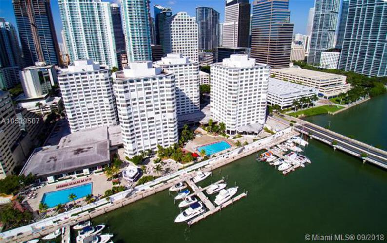 905 Brickell Bay Drive, Miami, FL 33131, Four Ambassadors #1522, Brickell, Miami A10539587 image #1