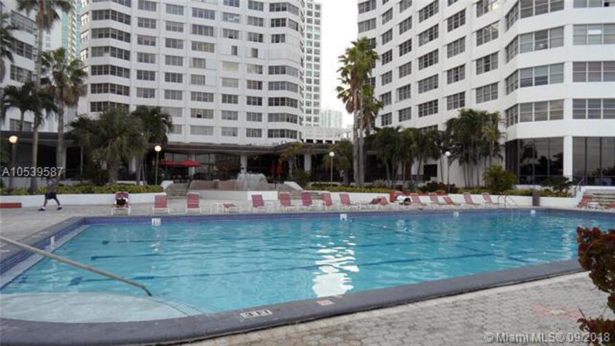 905 Brickell Bay Drive, Miami, FL 33131, Four Ambassadors #1522, Brickell, Miami A10539587 image #26