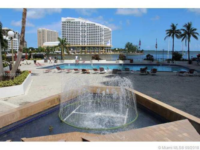 905 Brickell Bay Drive, Miami, FL 33131, Four Ambassadors #742, Brickell, Miami A10539936 image #2