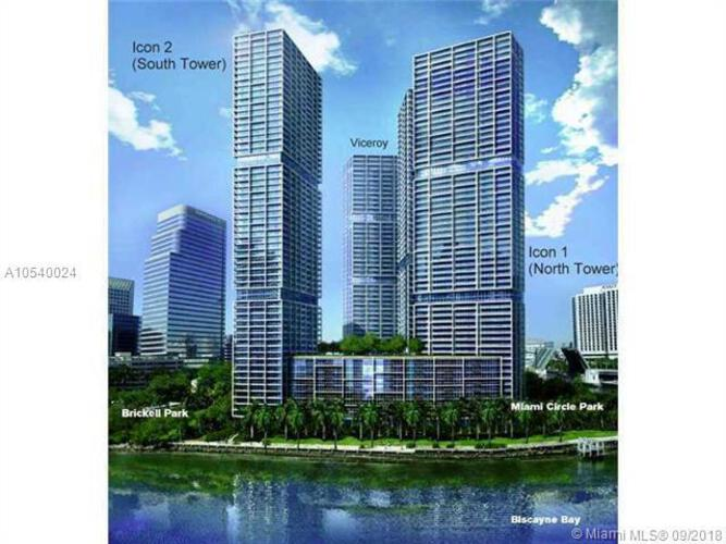 495 Brickell Ave, Miami, FL 33131, Icon Brickell II #3411, Brickell, Miami A10540024 image #14