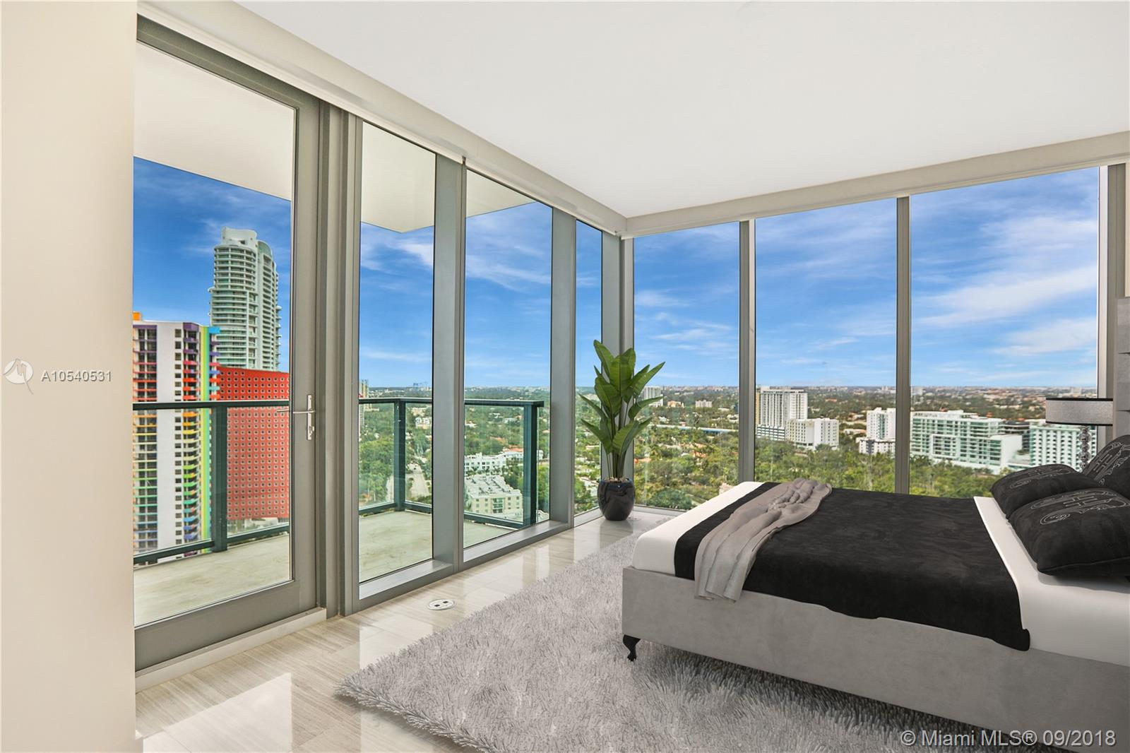 1451 Brickell Avenue, Miami, FL 33131, Echo Brickell #2303, Brickell, Miami A10540531 image #1