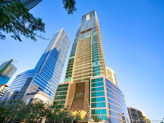 1451 Brickell Avenue, Miami, FL 33131, Echo Brickell #4004, Brickell, Miami A10540769 image #1