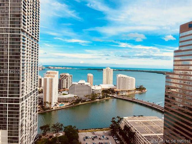 500 Brickell Avenue and 55 SE 6 Street, Miami, FL 33131, 500 Brickell #3402, Brickell, Miami A10542932 image #1