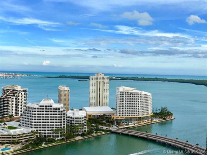 500 Brickell Avenue and 55 SE 6 Street, Miami, FL 33131, 500 Brickell #3402, Brickell, Miami A10542932 image #2