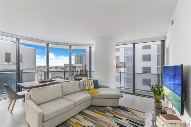 55 SW 9th St, Miami, FL 33130, Brickell Heights West Tower #2708, Brickell, Miami A10543058 image #4