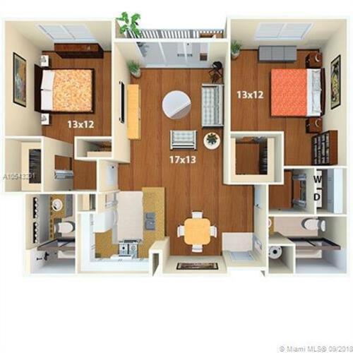 1111 Brickell Bay Dr, Miami, FL 33131, 1111 Brickell #2703, Brickell, Miami A10543201 image #33