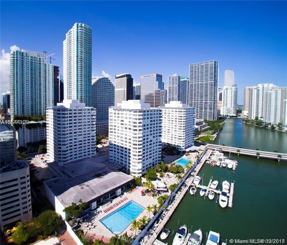 905 Brickell Bay Drive, Miami, FL 33131, Four Ambassadors #1408, Brickell, Miami A10544123 image #1