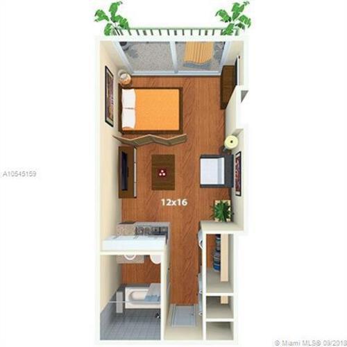 Bay Parc Unit 7j Condo For Rent In Edgewater Miami Condos Condoblackbook