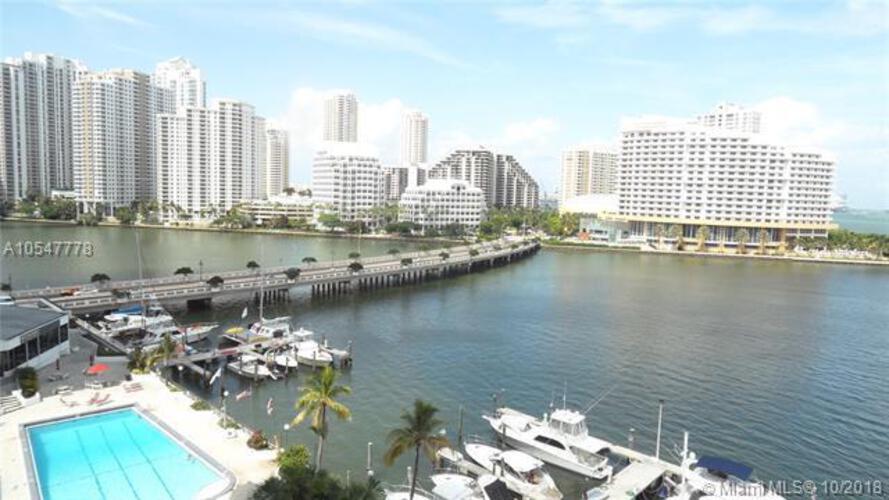 905 Brickell Bay Drive, Miami, FL 33131, Four Ambassadors #1169, Brickell, Miami A10547778 image #5