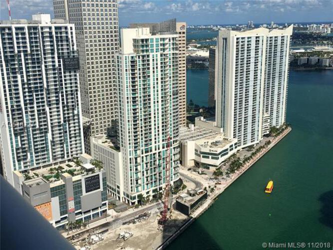 Icon Brickell III (W Miami) Unit #3902 Condo for Sale in