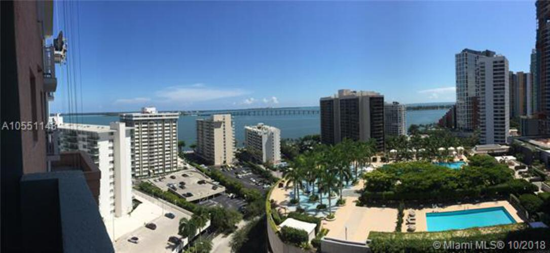 185 Southeast 14th Terrace, Miami, FL 33131, Fortune House #1706, Brickell, Miami A10551148 image #1