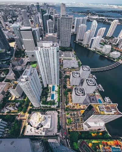 905 Brickell Bay Drive, Miami, FL 33131, Four Ambassadors #1007, Brickell, Miami A10553876 image #1
