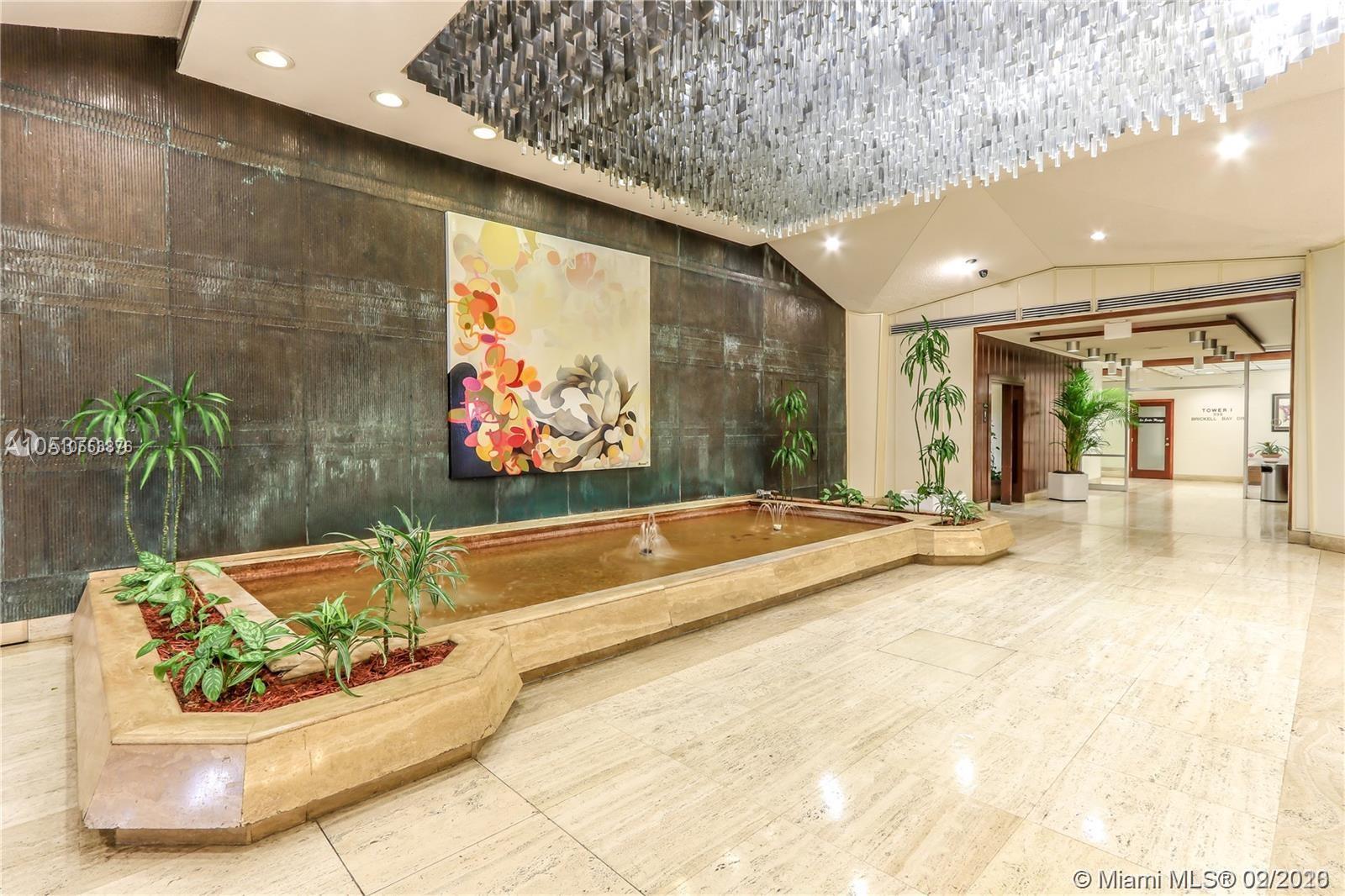 905 Brickell Bay Drive, Miami, FL 33131, Four Ambassadors #1007, Brickell, Miami A10553876 image #3