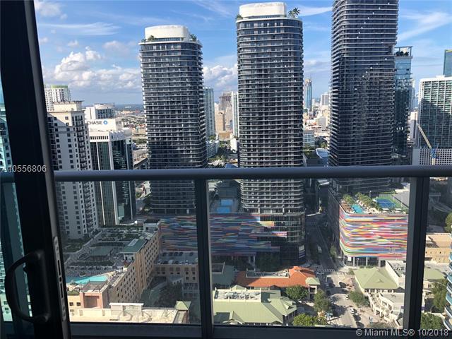 1100 S Miami Ave, Miami, FL 33130, 1100 Millecento #3708, Brickell, Miami A10556806 image #2