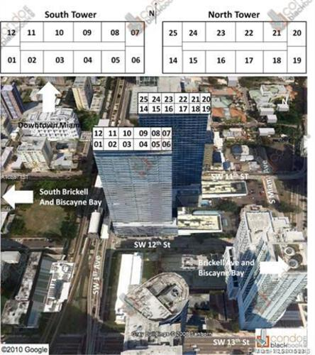 1111 SW 1st Avenue, Miami, FL 33130 (North) and 79 SW 12th Street, Miami, FL 33130 (South), Axis #2303-S, Brickell, Miami A10557151 image #31
