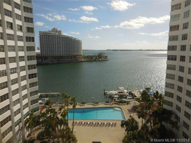 905 Brickell Bay Drive, Miami, FL 33131, Four Ambassadors #1043, Brickell, Miami A10564700 image #2