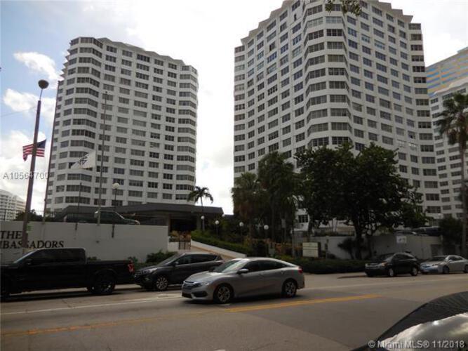 905 Brickell Bay Drive, Miami, FL 33131, Four Ambassadors #1043, Brickell, Miami A10564700 image #26