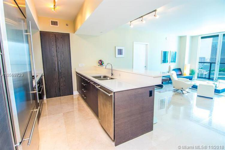 500 Brickell Avenue and 55 SE 6 Street, Miami, FL 33131, 500 Brickell #2505, Brickell, Miami A10569729 image #6