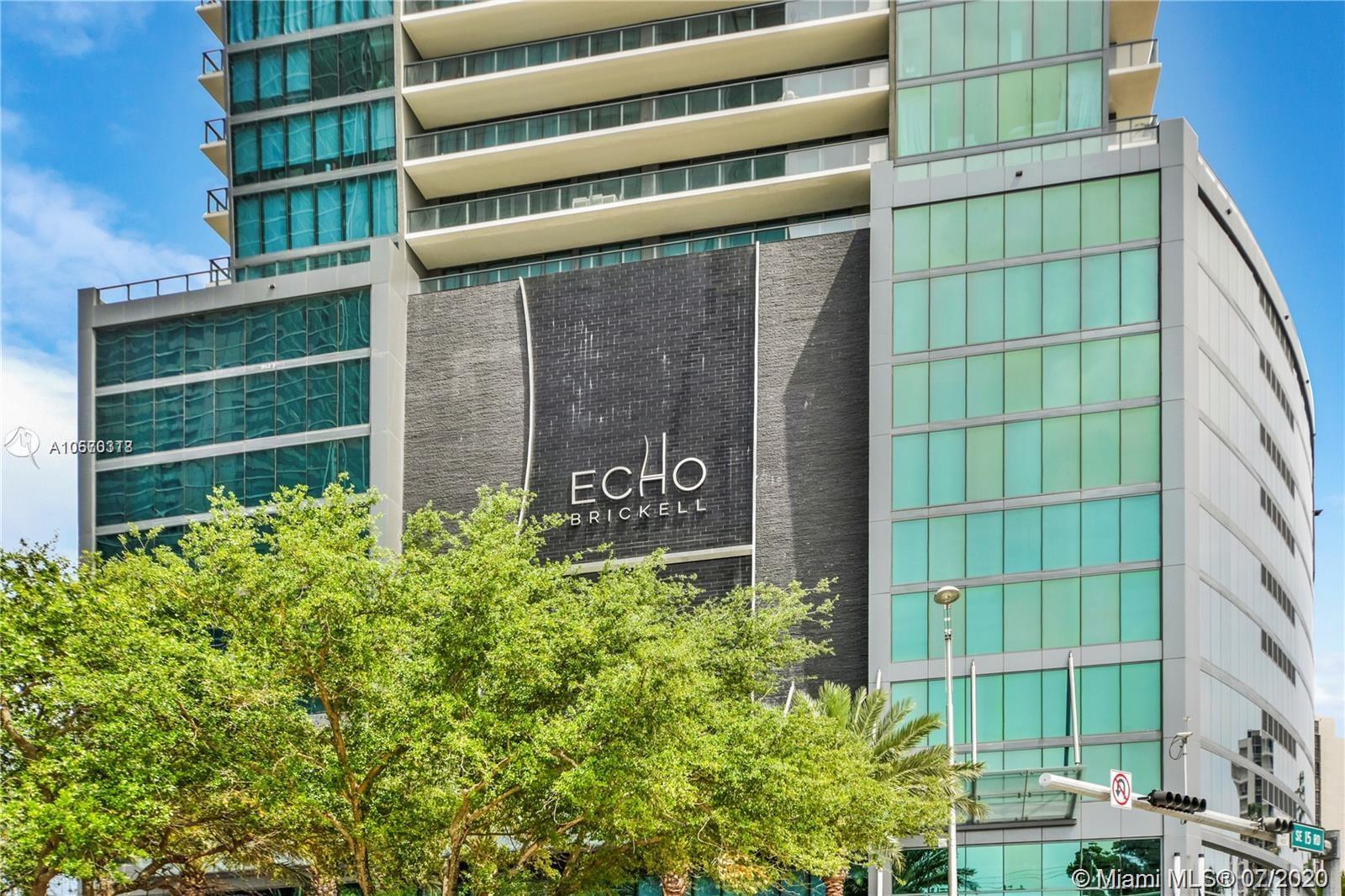 1451 Brickell Avenue, Miami, FL 33131, Echo Brickell #1601, Brickell, Miami A10570318 image #2