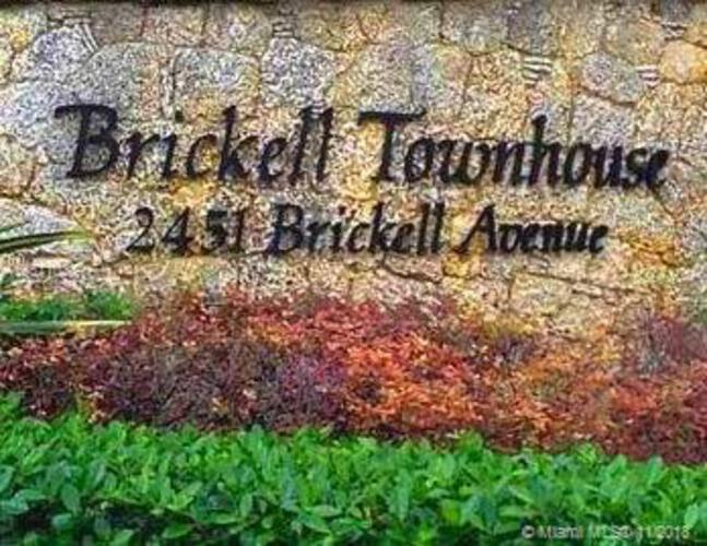 2451 Brickell Avenue, Miami, FL 33129, Brickell Townhouse #PHR, Brickell, Miami A10571038 image #15