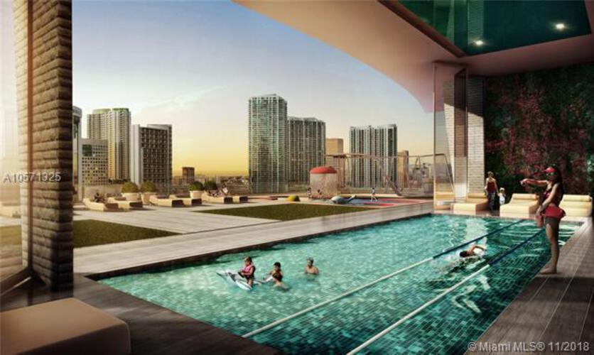 1010 Brickell Avenue, Miami, FL 33131, 1010 Brickell #3405, Brickell, Miami A10571325 image #4