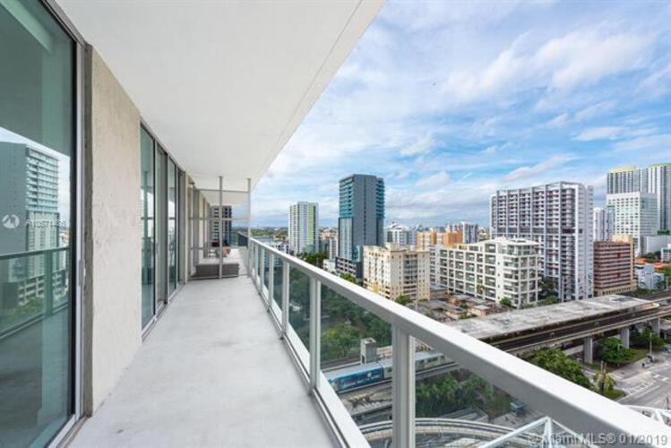 1111 SW 1st Avenue, Miami, FL 33130 (North) and 79 SW 12th Street, Miami, FL 33130 (South), Axis #1811-S, Brickell, Miami A10571486 image #1