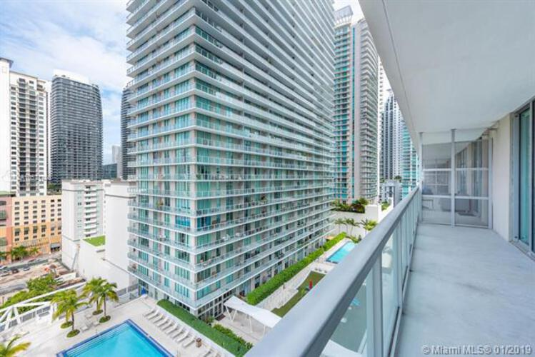 1111 SW 1st Avenue, Miami, FL 33130 (North) and 79 SW 12th Street, Miami, FL 33130 (South), Axis #1811-S, Brickell, Miami A10571486 image #2