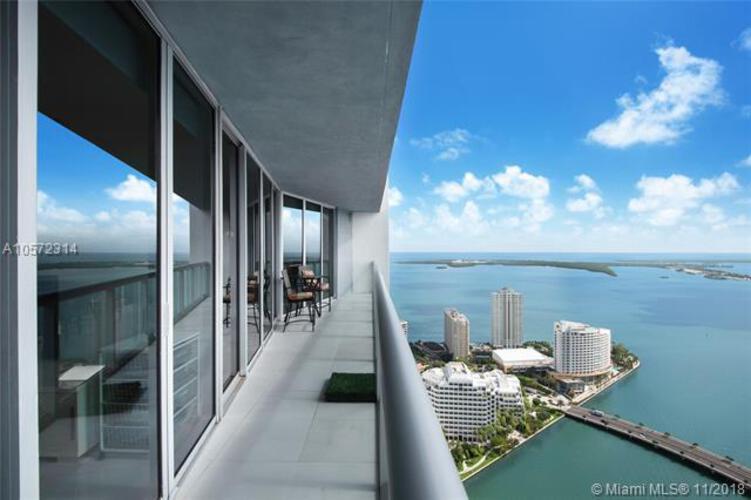 495 Brickell Ave, Miami, FL 33131, Icon Brickell II #5005, Brickell, Miami A10572314 image #1