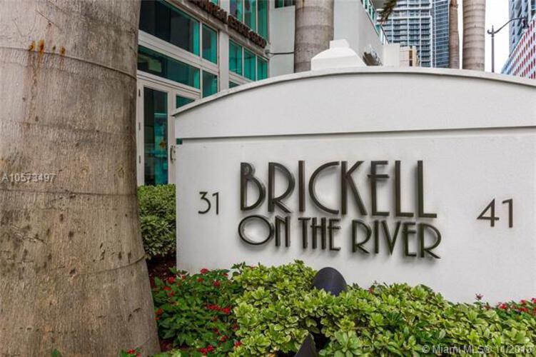 41 SE 5th Street, Miami, FL 33131-2504, Brickell on the River South #909, Brickell, Miami A10573497 image #1