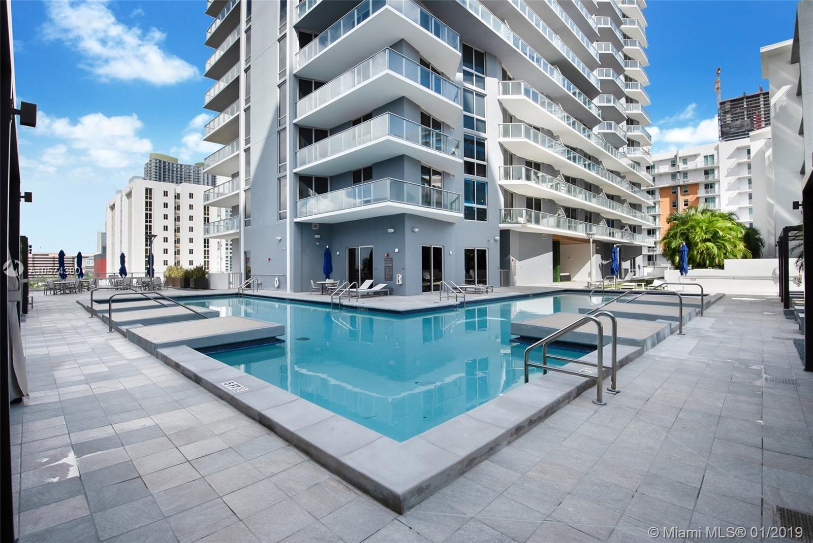 1010 SW 2nd Avenue, Miami, FL 33130, Brickell Ten #1207, Brickell, Miami A10574380 image #10