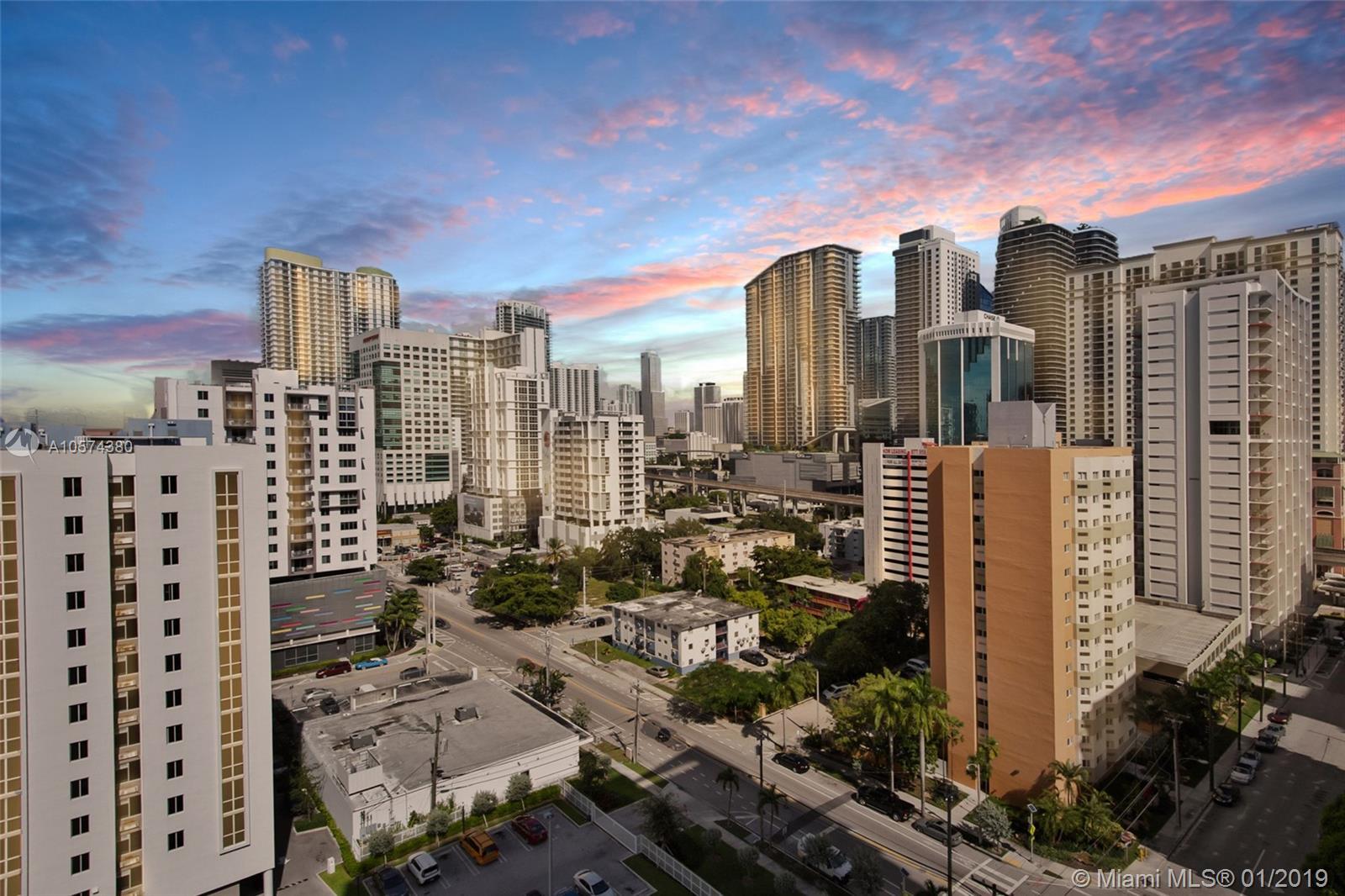 1010 SW 2nd Avenue, Miami, FL 33130, Brickell Ten #1207, Brickell, Miami A10574380 image #13