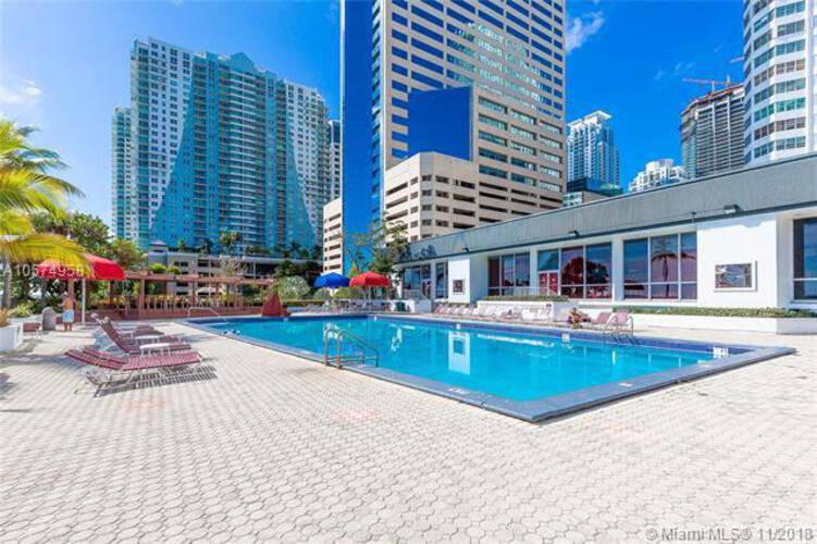 905 Brickell Bay Drive, Miami, FL 33131, Four Ambassadors #1171, Brickell, Miami A10574958 image #30