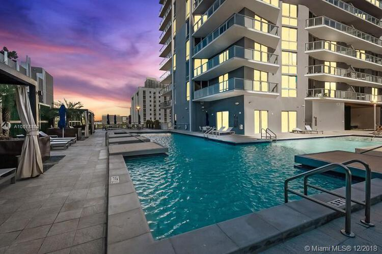 1010 SW 2nd Avenue, Miami, FL 33130, Brickell Ten #2104, Brickell, Miami A10578852 image #1
